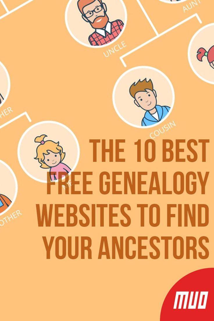 The 10 Best Free Genealogy Websites to Find Your Ancestors