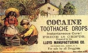 old medicine labels