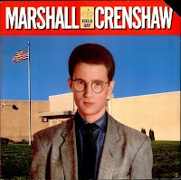 """Marshall Crenshaw's """"Field Day"""" (1983) boasts probably one of the worst album covers of all time, but is considered one of the best albums of the 1980s. Robert Christgau gives it an A+, too, so I've blogged about it!"""