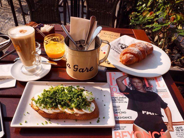 La Gare breakfast