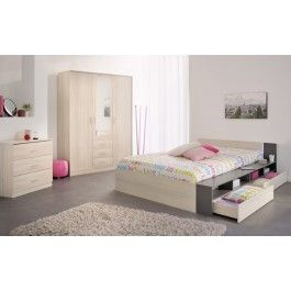 Parisot Read Bedroom Furniture Set