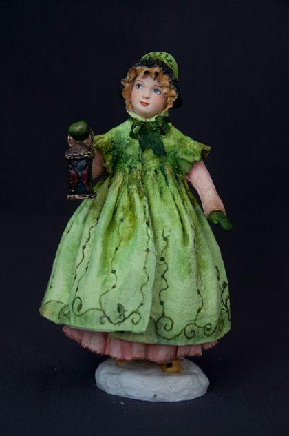 «Фисташечка»Проект новогодних кукол и игрушек «ЗИМНИЕ ЗАБАВЫ» Елена Мисюна и Елена Золотова