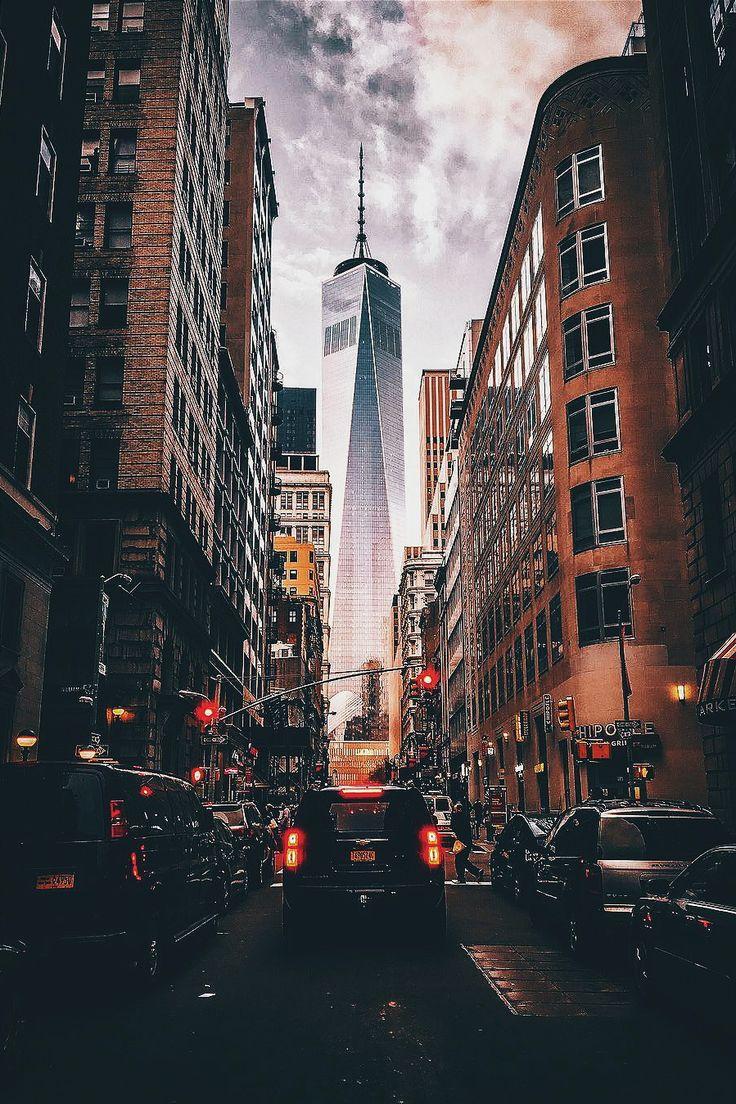 New York City Feelings - Driving through the city… by nealkumar