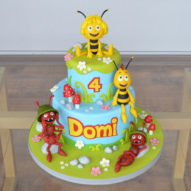 Maya Bee - Cake by Agnieszka
