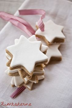 Biscotti di Natale Svizzeri