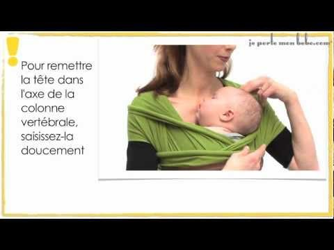 My baby's just one month old. Which front carries should I use to avoid forcing his legs into a squat? - | Porte Bébé | Echarpe de Portage | Je Por… | Pinterest