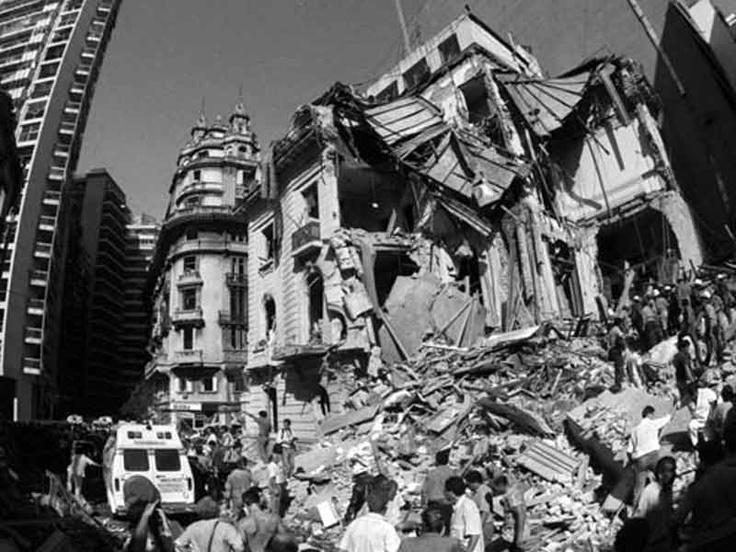 Embajada de Israel: a 21 años del atentado, no le demos lugar al terrorismo