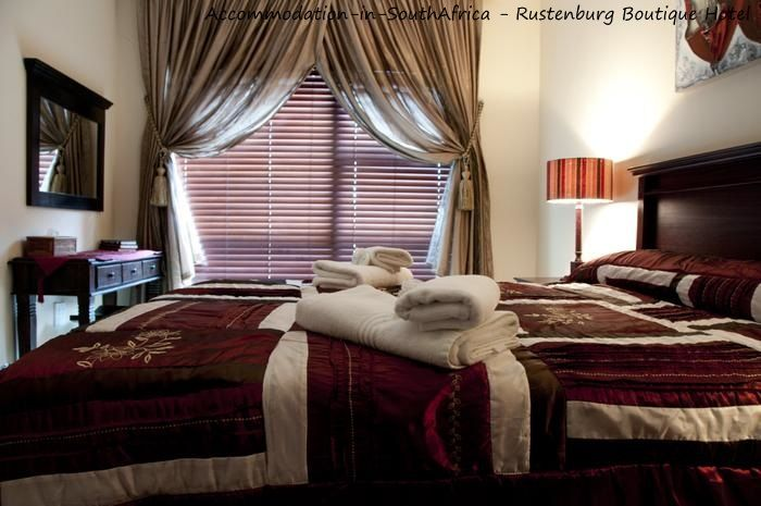 Connoisseur rooms at Rustenburg Boutique Hotel. http://www.accommodation-in-southafrica.co.za/NorthWest/Rustenburg/RustenburgBoutiqueHotel.aspx