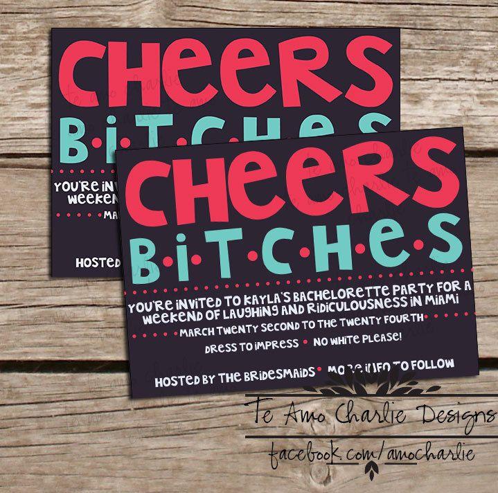 75 best Hens Party Ideas images on Pinterest | Bachelorette party ...