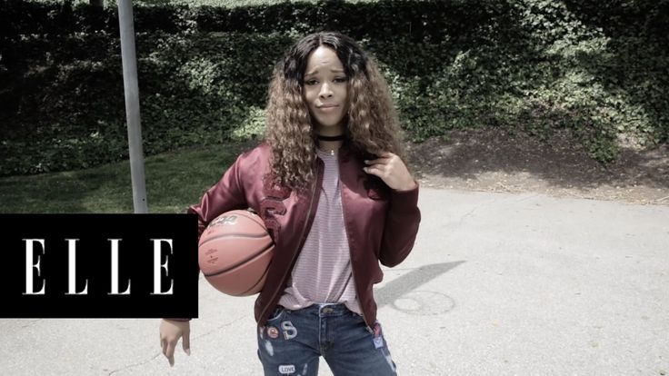 Serayah Channels Beyonces Lemonade on the Basketball Court: Empires Serayah McNeill channels her inner Beyonce on the basketball court with the best lines from Lemonade.