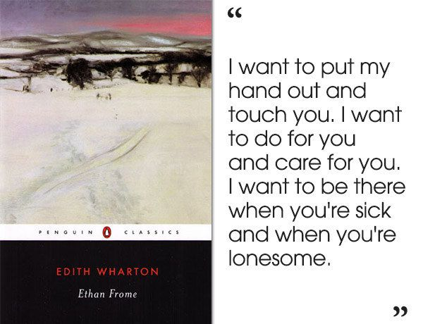 Ethan Frome by Edith Wharton | 46 Brilliant Short Novels You Can Read In A Day http://www.buzzfeed.com/danieldalton/short-reads?bffbbooks#75l532