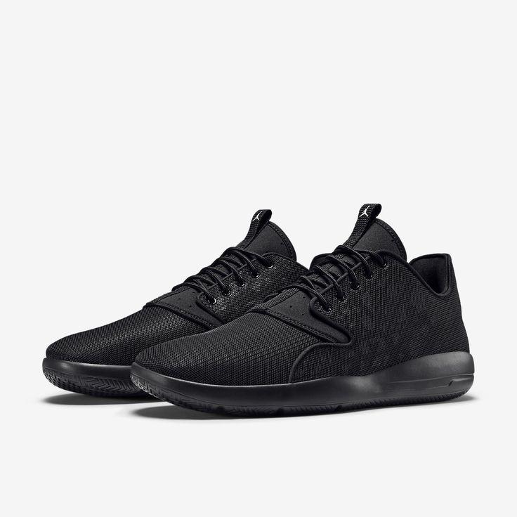 Nike Air Jordan Eclipse black came running shoe