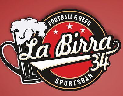 "Check out new work on my @Behance portfolio: ""Logotipo La Birra 34"" http://be.net/gallery/45593769/Logotipo-La-Birra-34"