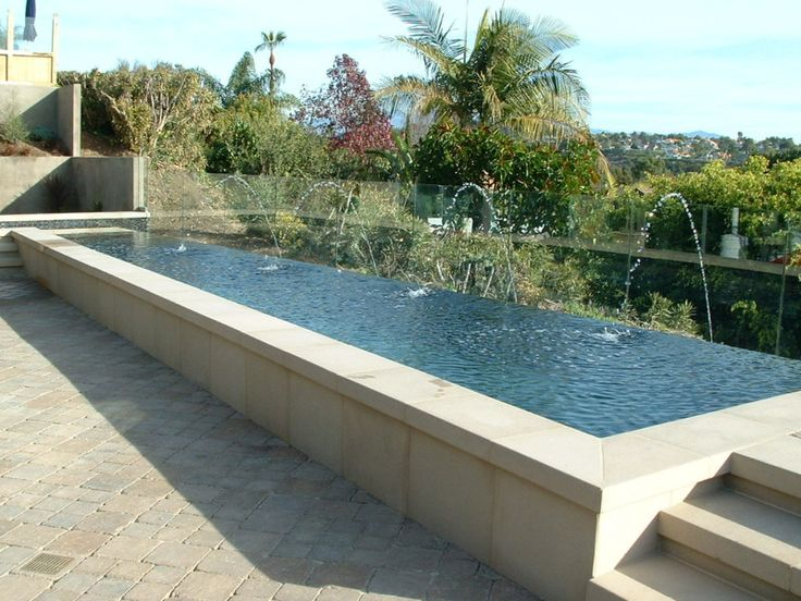 Precast Concrete Coping : Best images about pool coping on pinterest stone