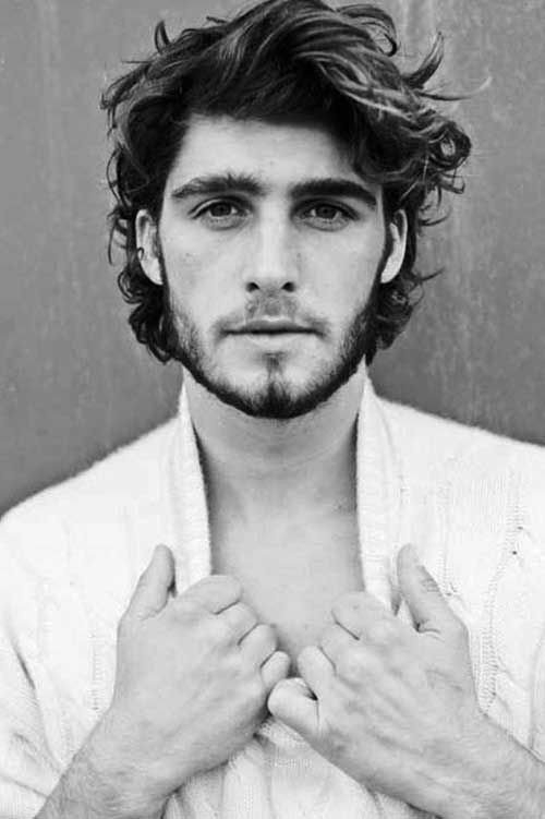 Hairstyles For Men With Thick Hair Amazing 168 Best Men Hair Images On Pinterest  Hombre Hairstyle Man's
