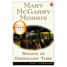 """""""Songs in Ordinary Time"""" is a masterful epic of the everyday, illuminating the kaleidoscope of lives that tell the compelling story of an unforgettable family."""