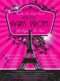 Paris Prom.