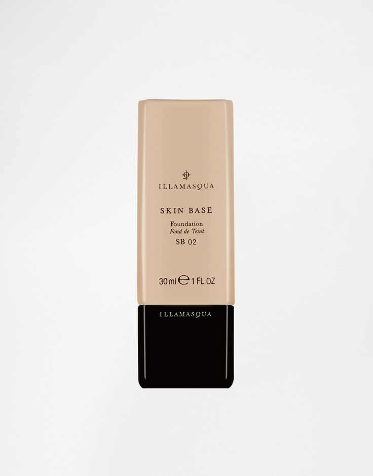 Illamasqua Skin Base Foundation - so much love for this foundation SFC