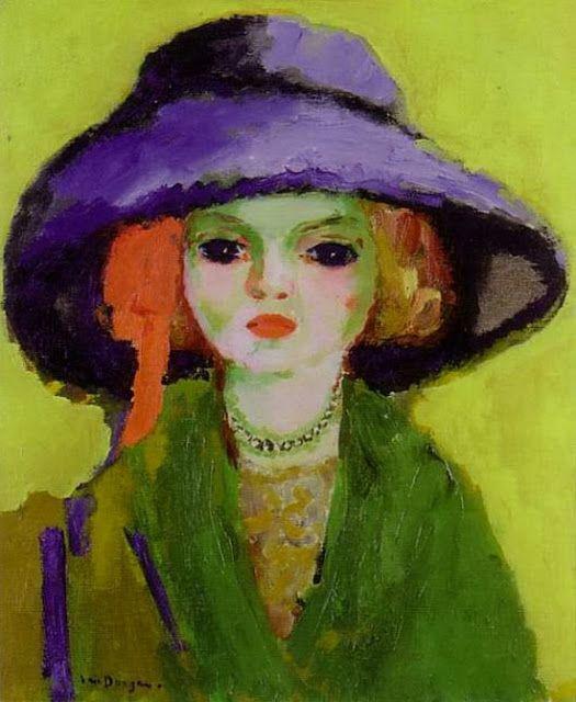 Kees Van Dongen 1877 - 1968