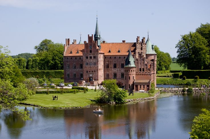 Cinderella castle Funen