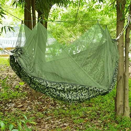 Medium image of jungle hammock with mosquito   freehawk camping hommock tent cot with bug  tingcamo hanging bed with tree strapsperfect for hiking backpacking  u0026