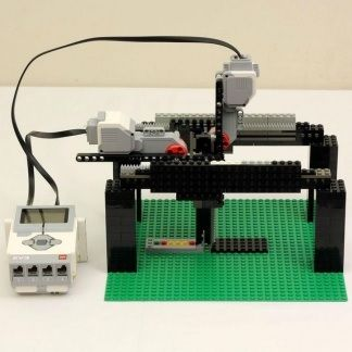 Totally rad LEGO printer can scan images and create pixellated mosaics with bricks https://www.madinks.ie/Lego-printer