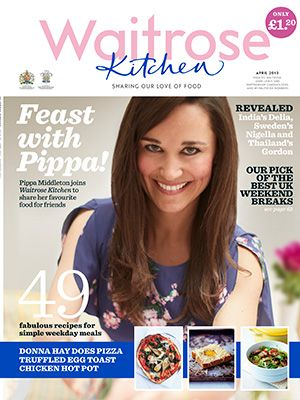 Feast Your Eyes On Pippa Middleton's Latest Venture | 15 Minute News