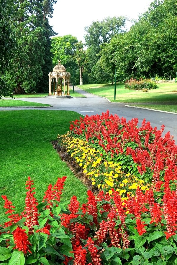 City Park in Launceston, Tasmania,