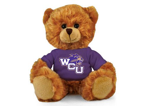 WCU Stuffed Teddy Bear