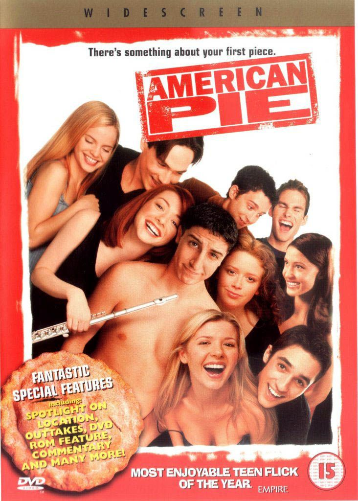American Pie is a 1999 teen comedy film directed by Paul Weitz and Chris Weitz and written by Adam Herz. Description from archive.bebo.com. I searched for this on bing.com/images