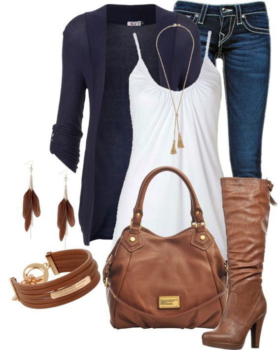 Casual Outfit・Repin if you like this outfit.