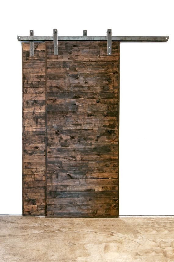 42 best images about bypass doors laundry closet on for Bypass barn doors