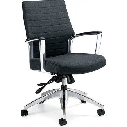 Global Accord 2671-4 Refined office tilter chair.  FREE shipping in Canada at Ugoburo.ca