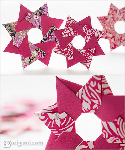 les 107 meilleures images du tableau origami sur pinterest. Black Bedroom Furniture Sets. Home Design Ideas