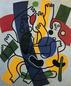 Danse - Fernand Léger
