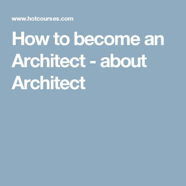 Become An Architect 15 best louis images on pinterest | architecture, architecture