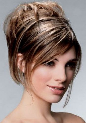 Hairstyles for long straight hair with side bangs and layers by tira18