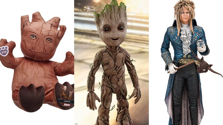 One Great Groot, and One Creepy One, in the Best Toys We've Seen This Week