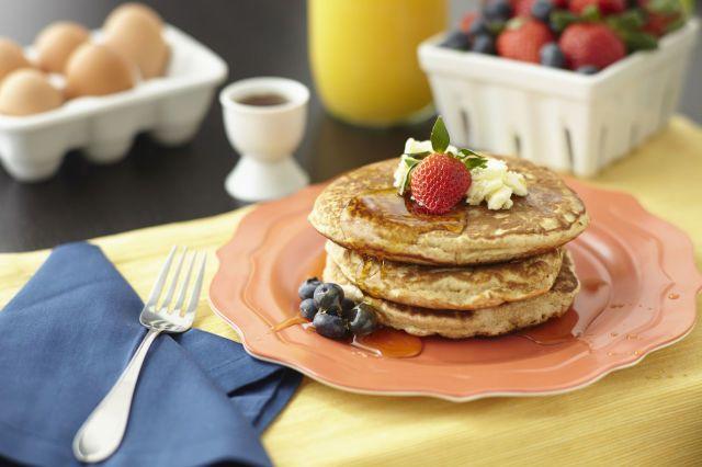 Pancakes di grano saraceno, la ricetta facile e veloce  - Gioia.it