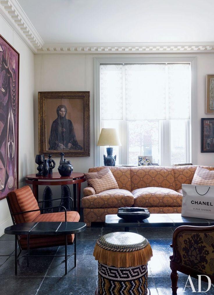17 Best Images About Designer Jacques Grange On Pinterest Top Interior Designers Normandy