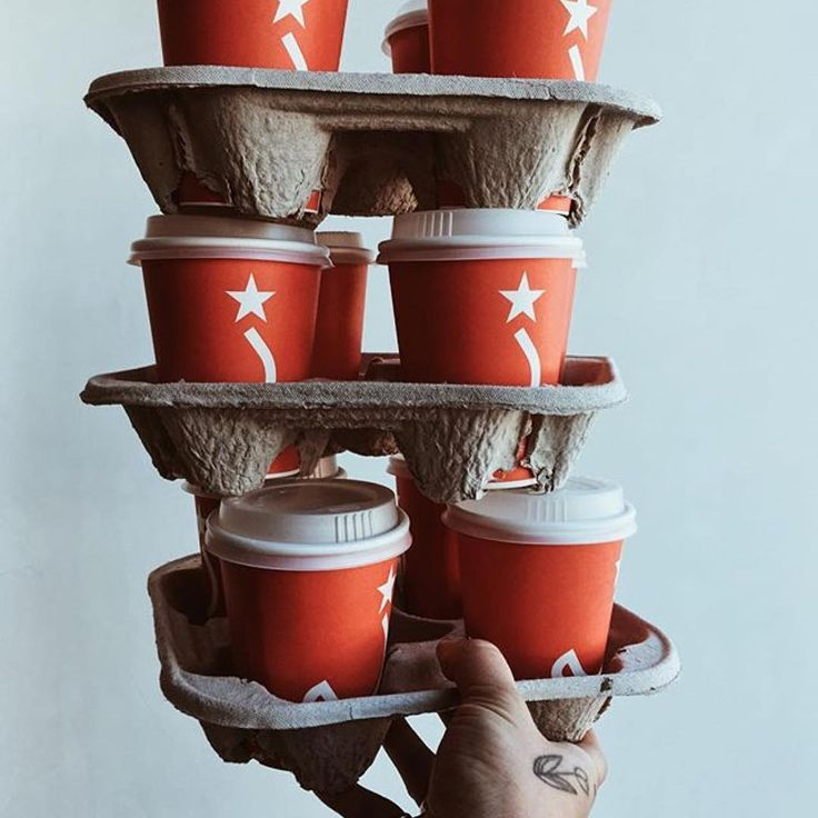 """528 mentions J'aime, 8 commentaires - Ritual Coffee Roasters (@ritualcoffee) sur Instagram: """"Stack 'em high this weekend! (Or bring in your own reusable mug, even better :) xo"""""""