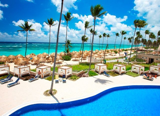 Honeymoon booked! The Majestic Elegance, Punta Cana, Dominican Republic.