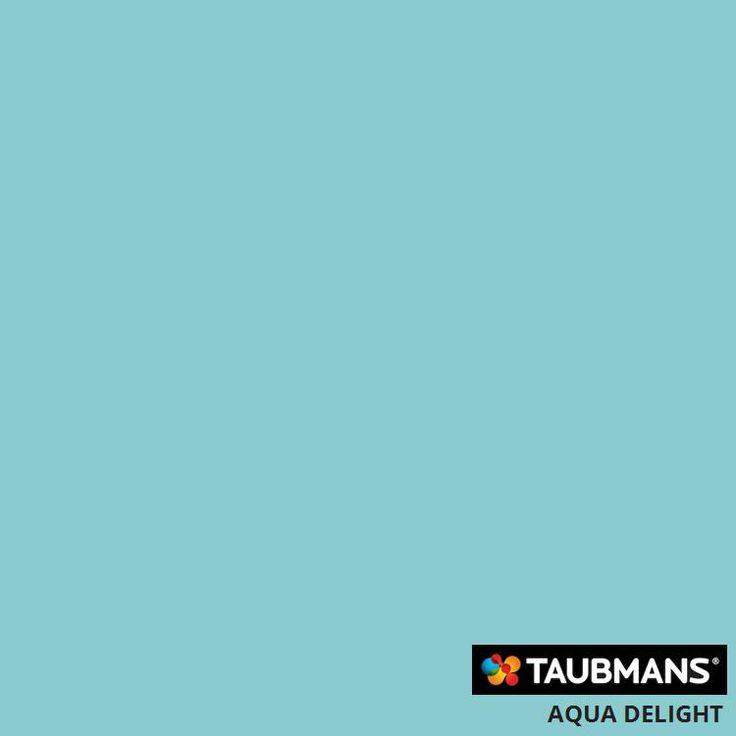 #Taubmanscolour #aquadelight