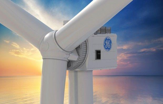 Il gigante marino firmato GE: una mega turbina offshore da 12 MW