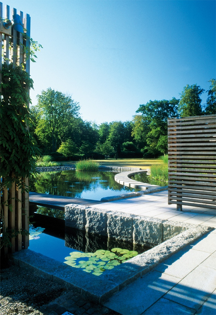 Ulf Nordfjell design: Gardens Ideas, Gardens Ii, Chelsea Flower Show, Gardens Design, Gardens Swedish, Design Ulf, Ulf Nordfjell, Swedish Gardens, Private Gardens