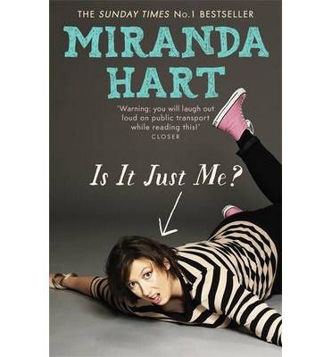Britain's best loved comedienne, Miranda Hart's advice on grappling with life's unexpected perils and blunders.