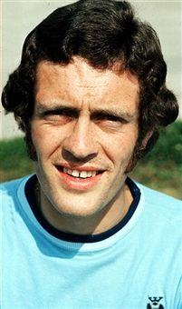 Jeff Blockley Coventry City 1971