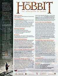 The Hobbit lesson plan. complete with standards, activities, posters, and printouts.