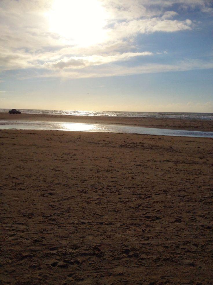 Das ist ein Strand....