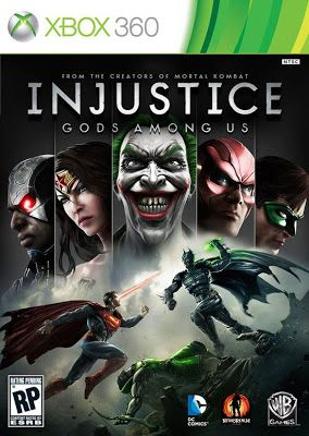 Free Download Injustice Gods Among Us Xbox 360 Game!!!!